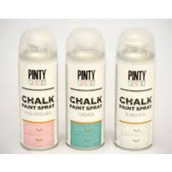Pintura en spray Chalk Paint efecto tiza